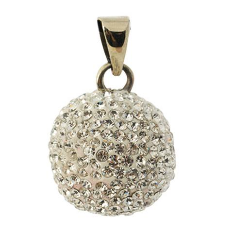 Silver Glitter stones